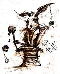 "Alice In Wonderland ""Mad Hatter"""