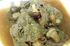 Recipe:  Authentic Bulgogi Recipe, Marinated Beef Sirloin | Crazy Korean Cooking | Korean