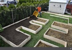 Raised Garden Designs