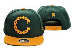 Crooks and Castles Snapback Hat 05