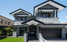 An expert 5-step guide to creating the Hamptons look at home. #hamptons #scyon #scyonwalls #hamptonhome #facade