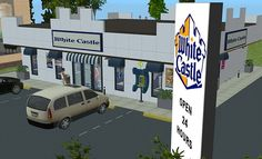 Sims White Castle. They get the Crave too.   LOL