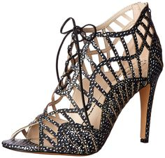 DV by Dolce Vita Women's Timba Dress Sandal >>> You can find more details here : Block heel sandals