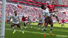Great videos from Pro Evolution Soccer 2015 ! HD gameplays