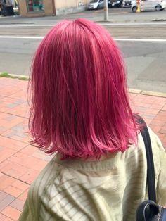 Red Hair Inspo, Dying My Hair, Hair Dye Colors, Bold Hair Color, Aesthetic Hair, Dream Hair, Grunge Hair, Pretty Hairstyles, Hair Looks