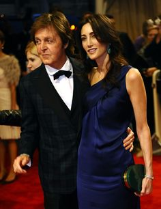 How Trucker-Girl Nancy Shevell Became Lady McCartney | Observer