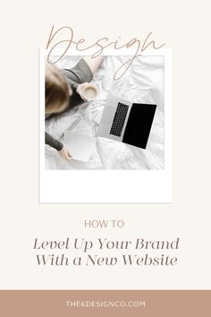 Your crummy website is holding your business back. Here's how to take your brand to the next level with a website redesign. It's time to get busy! Website Layout, Website Themes, Website Ideas, Graphic Design Tips, Web Design Trends, Diy Projects Gone Wrong, Custom Website Design, Branding Your Business, Business Website