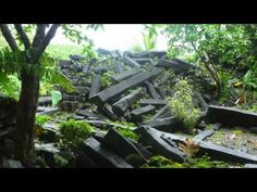 Human Resonance: Magnetized Temples of Nan Madol