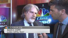 Marco Zoppi intervistato da CNBC