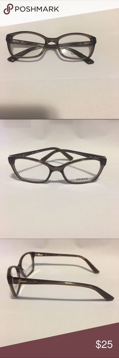 fcf81ab72883 GUESS Eyeglasses GU2466 Gorgeous brand new GUESS eyeglasses ready for a  prescription! Plastic frame with
