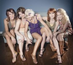 Check out this country-fueled girl power band, Mustang Sally! #examinercom