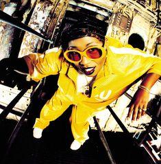 Missy Elliott - Kibbe Soft Natural (in my opinion) Missy Elliott Lyrics, Foxy Brown, Vintage Black Glamour, 90s Hip Hop, Black Girl Aesthetic, Hip Hop Fashion, Black Girl Magic, Photoshoot, Entertainment