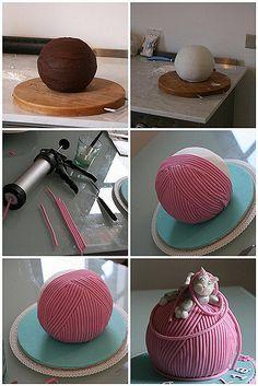 Ball of Wool TUTORIAL   Toni   Flickr
