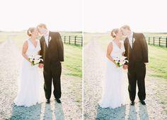 The Bride & Groom | Tucker Plantation Wedding | Brita Photography