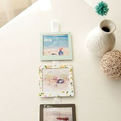 Take your Instagram photos off your phone and put them on the wall with Insta-Scrap frames. Find out how to creatively display your own with this free project!