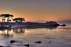 Lovers Point, Pacific Grove, CA; My front yard for over two years - DLI/NPS