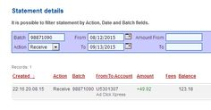 Make as much money as you want — it's so easy! No sponsoring or recruiting required in order to get paid. Making my daily earnings is fun, and makes it a very profitable! I am getting paid daily at ACX (AdClickXpress) and here is proof of my latest withdrawal. This is not a scam and I love making money online with Ad Click Xpress.  http://www.adclickxpress.com/?r=6b2akmszev6f&p=p3p2