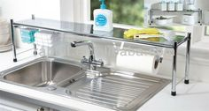 over the sink shelf - Google Search