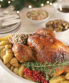 Glazed Roasted Turkey