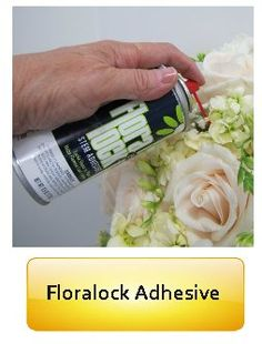 Florist tips and secrets of using the right products with fresh flowers. See free step by step design tutorials.