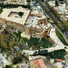 Falak-ol-Aflak Castle - Khorramabad, Iran