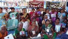 காணாமல் ஆக்கப்பட்டோரின் பெயர் பட்டியலை வெளியிட நல்லாட்சி அரசாங்கம் ஏன் தயங்குகிறது ? – உறவினர்கள் கேள்வி #Kilinochchi #SriLanka #Yaalaruvi #யாழருவி http://www.yaalaruvi.com/archives/21723