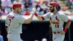 Matt Carpenter hit a two-run homer off reliever Marc Rzepczynski in the eighth inning after Cleveland replaced starter Trevor Bauer, rallying the St. Louis Cardinals to a 2-1 win over the Indians on Thursday, May 14, 2015.