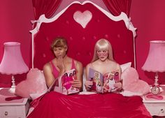 In The Dollhouse by Dina Goldstein, via Behance
