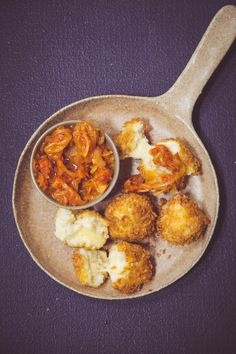 Pap and Cheese Croquettes | Zola Nene