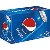Pepsi Cola (12 oz. cans, 36 ct.)