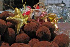 truffes caramel et beurre salé auchocolat