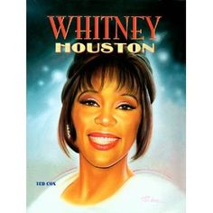 Whitney Houston (Baa) (Pbk)(Oop) (Black Americans of Achievement) [Paperback]