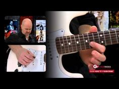 Beginner Rock Guitar Lesson – Rock Lesson – Guitar Lesson – How To Play
