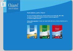 Non dimenticare di andare sul sito dedicato alla serie di Chiaro! Troverai: cartine d'Italia, esercizi online, glossari, musica e molto altro!