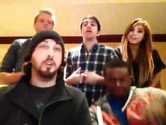 """There is so much talent free musical garbage on reality shows right now.  The mediocrity of most singing """"competition"""" shows is insulting.  And then there's these guys.  Pentatonix are legit.  Sitting in front of a webcam mic with nothing but proximity to mix an arrangement an hour old?  Yeah, incredible.  Get your ticket to LA-AF and see real talent."""
