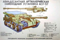 ASU- 57 anti-tank gun | by x-ray delta one