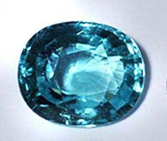 Paraiba Blue Tourmaline Gemstone - Mozambique