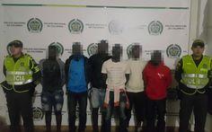 Seis inmigrantes ilegales originarios de países africanos, detenidos cuando transitaban de manera ilegal por Risaralda.