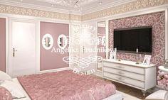 Дизайн квартир - «Дизайн интерьера квартиры в классическом стиле в ЖК «Остров фантазий»» - фото 2018