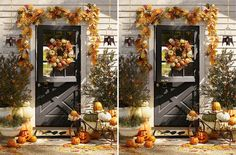 Solve Our Halloween Photo Hunt & Win This Doorway from Pottery Barn!