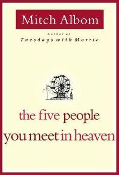 The five people you meet in heaven - so beautiful