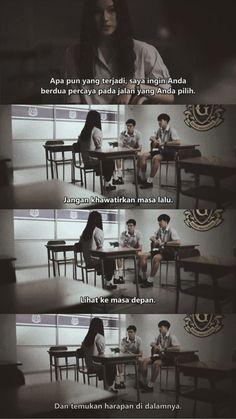 Drama Quotes, Movie Quotes, Quotes Lucu, Korean Lessons, Movie Couples, Music Lyrics, Qoutes, Exo Anime, Thailand