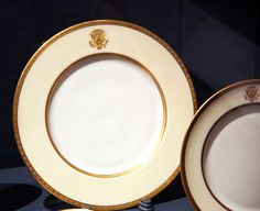 Wilson White House plate 02 - Smithsonian Museum of Natural History - 2012-05-15 | Flickr - Photo Sharing!