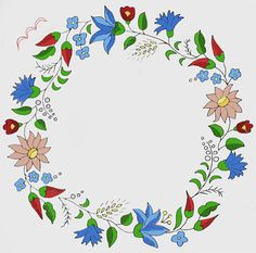 Chain Stitch Embroidery, Tambour Embroidery, Hungarian Embroidery, Embroidery Stitches, Embroidery Patterns, Hand Embroidery, Folk Art Flowers, Flower Art, Stitch Head