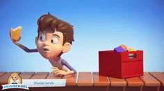 AnimSchool Animation Student Showcase 2014
