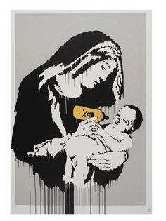 Banksy Toxic Mary - Unsigned