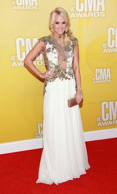 Carrie Underwood   CMA Awards Fashion   POPSUGAR
