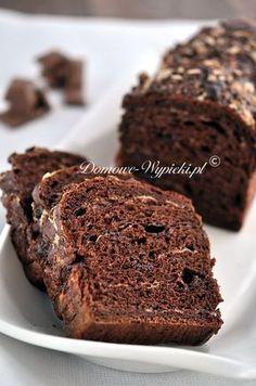 strawberry mug cake Poland Food, Food Cakes, Banana Bread, Cake Recipes, Muffin, Strawberry, Sweets, Cookies, Chocolate