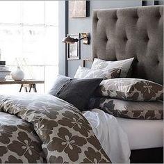padded bedhead