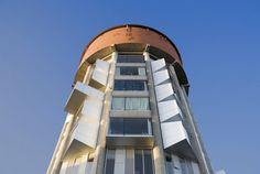 water tower renovation, sustainable architecture, green building, adaptive reuse, sustainable design, daylighting, dorte mandrup arkitekter ...